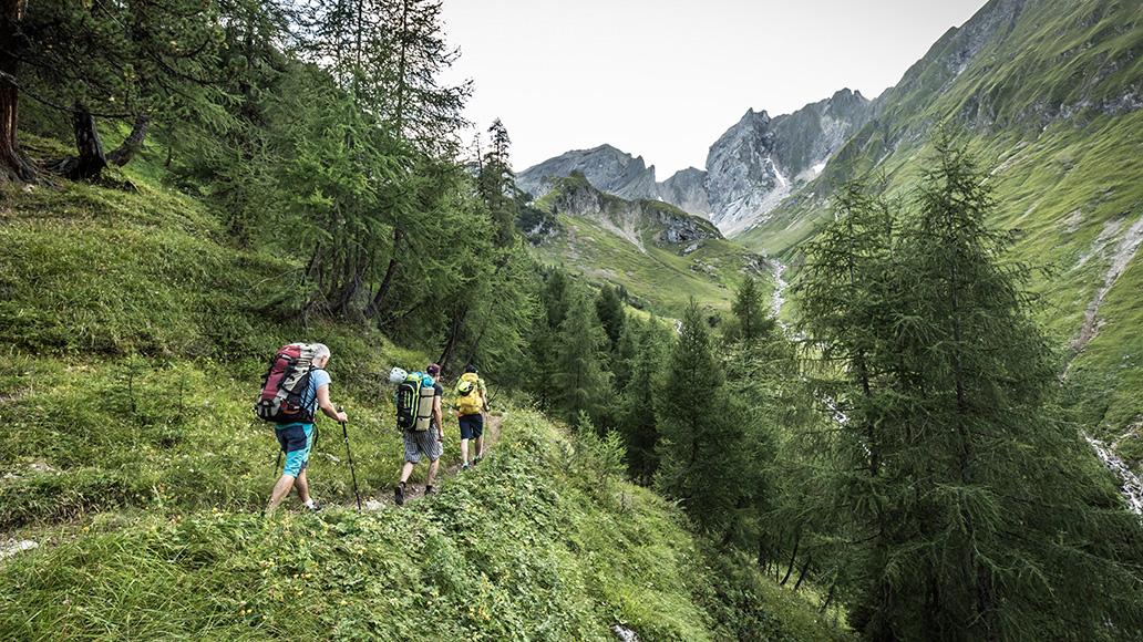 Klettern, E-MTB