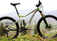 Giant Trance 1.5 LTD: Allmountain im Test