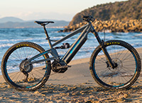 Orange Alpine 6-E Pro: E-MTB im Test
