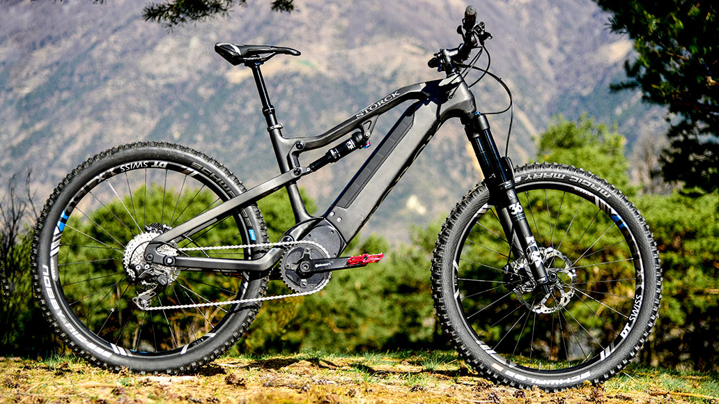 Storck E:drenalin XT1x 11, E-All-Mountains, Test