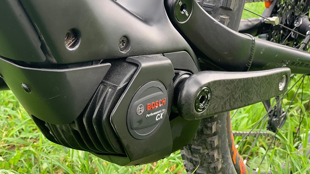 Bosch CX 4. Gen