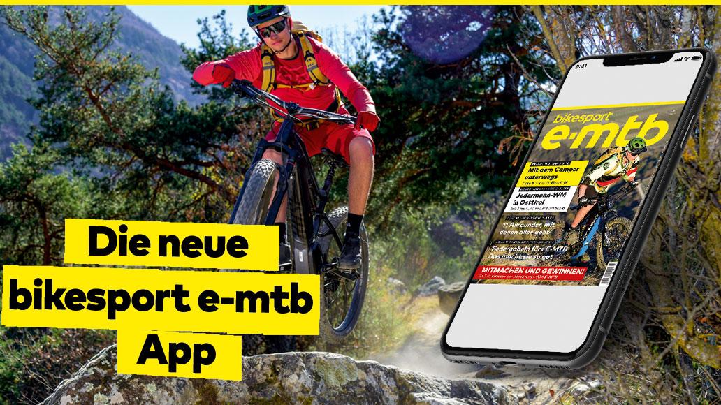 bikesport e-mtb, App