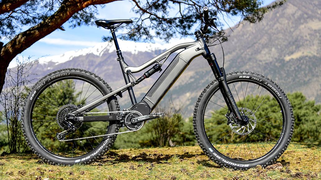 bikesport e-mtb - alles rund ums E-Mountainbike
