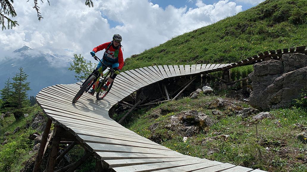 Klosters: Gotschna Freeride