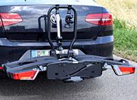 Thule EasyFold XT2: Fahrrad-Heckträger im Test der bikesport e-mtb