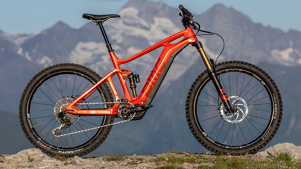 BMC Trailfox AMP SX One
