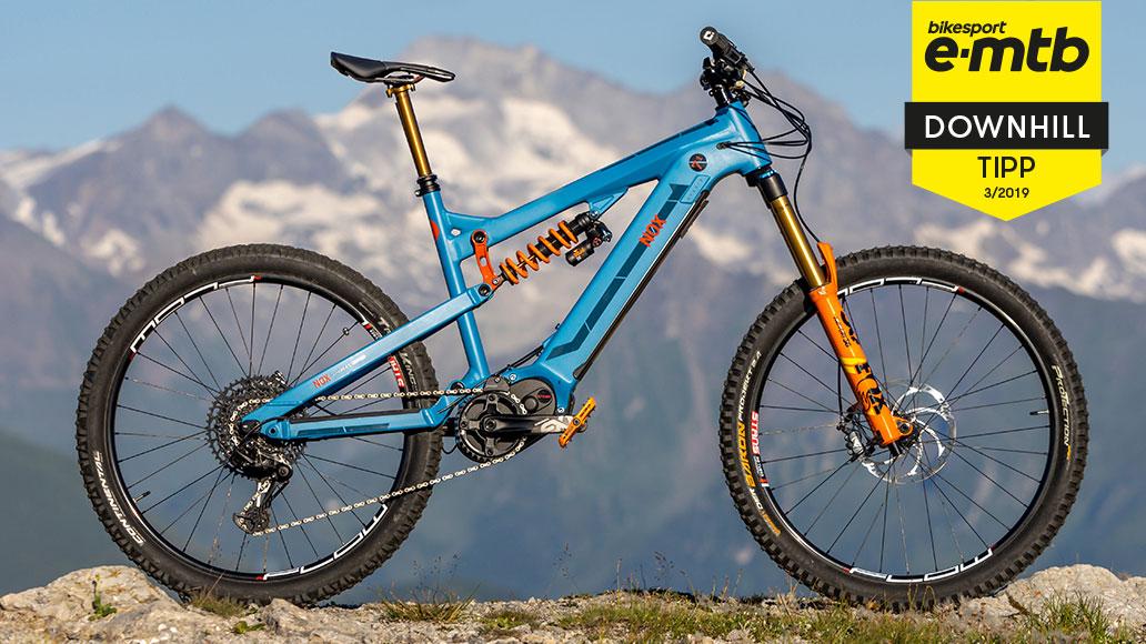 Nox Cycles Hybrid 7.1 Enduro Pro