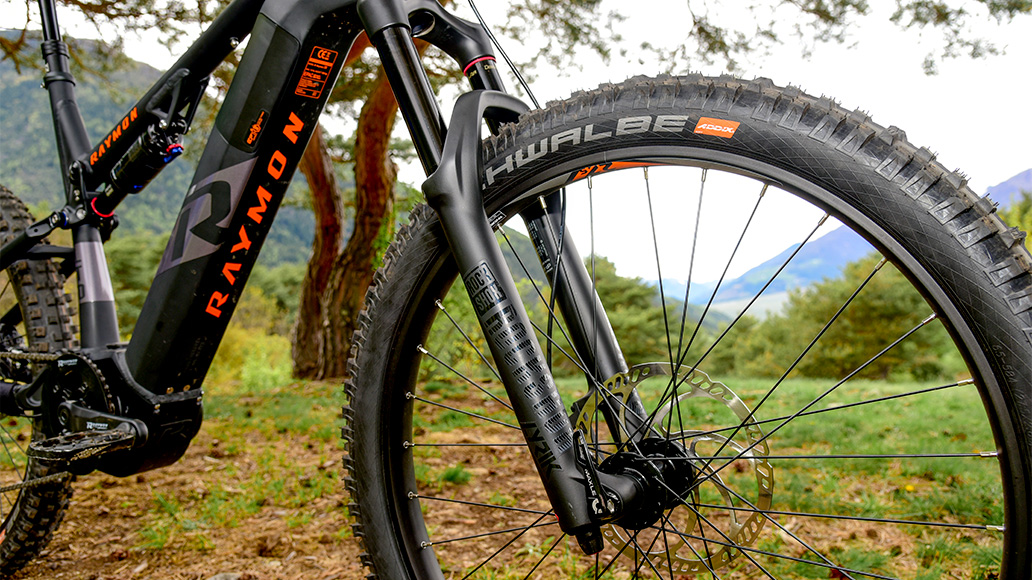 R Raymon E-Seven Trailray Ltd 2.0, Test