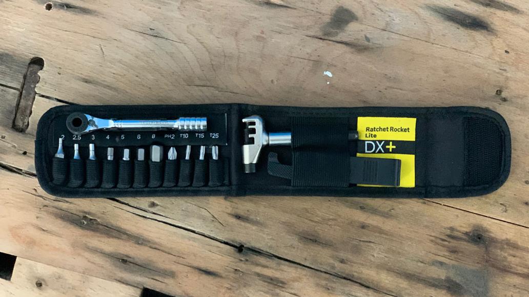 Topeak Ratchet RocketTM Lite DX+