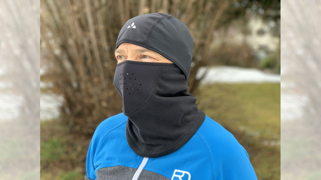 Bike Facemask, Vaude, Winter, Bekleidung