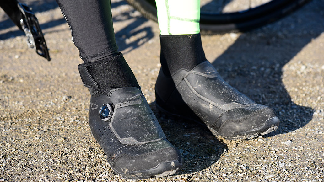 Shimano, Winterschuh, Biken im Winter