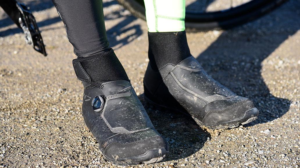 Shimano, Winterschuh, Biken im Winter