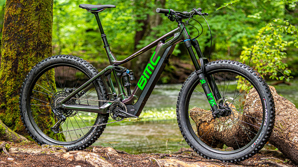 BMC Trailfox AMP SX Two S, E-Enduros, Test