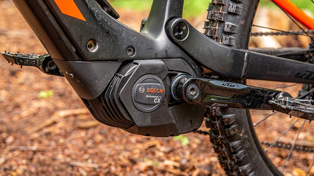 Bosch Performance CX G4, E-Motoren