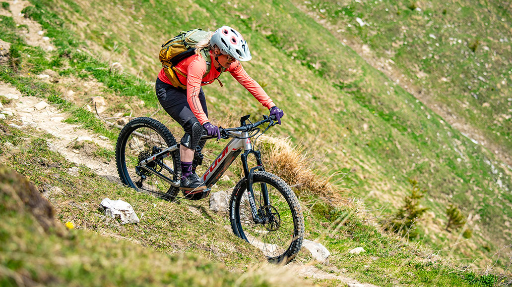Fuji Blackhill Evo 27.5+ 1.1, E-All-Mountain, Test
