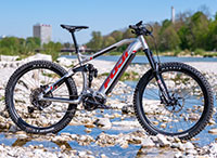 Fuji Blackhill Evo 27.5+ 1.1 im Test: Bewertung des E-All-Mountains