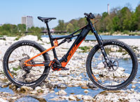 KTM Macina Kapoho 2971 im Test: Bewertung des E-All-Mountains